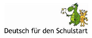 Logo Deutsch für den Schulstart