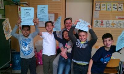 60 children successfully complete language promotion program MITsprache