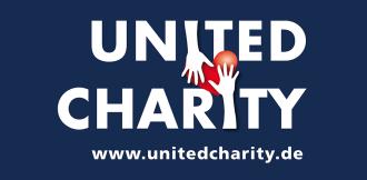 Logo United Charity - Versteigerungen zugunsten der Stiftung Fairchance