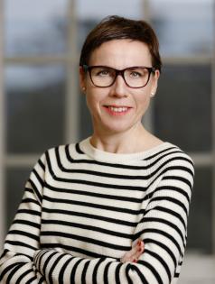 Foto Anke Rippert, Geschäftsführerin Inspiring Network